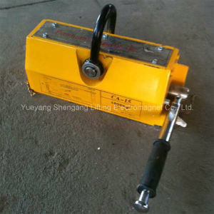 Magnetic Hand Lifter for Lifting Plate pictures & photos