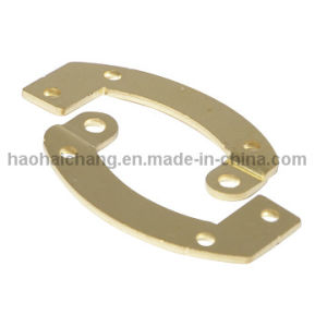 Automobile Components 90 Degree Hardware Terminal pictures & photos