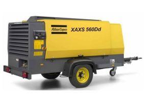 Atlas Copco Portable Screw Air Compressor Xaxs600 pictures & photos