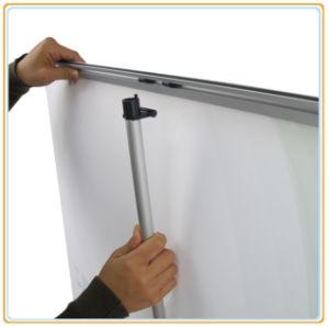 Aluminum Portable L Banner Stands pictures & photos