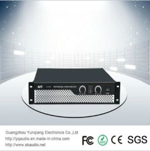 Professional Wonderful Original Sound Soft Boot Power Amplifier (CT-8006) pictures & photos