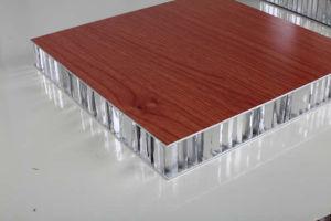Wood Imitation Aluminum Honeycomb Panels for Internal and External Decoration pictures & photos