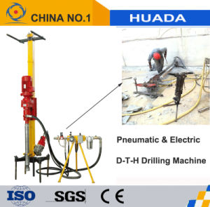 Pneumatic Electric D-T-H Drilling Driller (QDZ 65-90B) pictures & photos