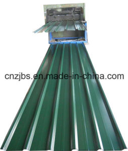 Prepainted Galvanized Corrugated Roofing Sheet Metal pictures & photos