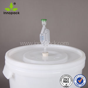30L Plastic Fermenter Bucket with Tap and Airlock Beer and Wine Fermenter pictures & photos