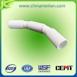 High Temperture Fiber Resin Silicone Tube pictures & photos