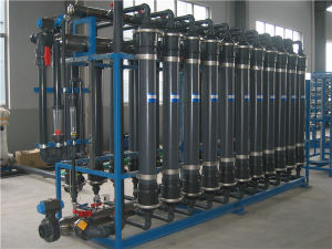 ISO Approved Industrial Water Plant Equipment Ultra Filtration