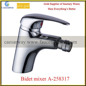 Wall Mounted Household Brass Kitchen Sink Mixer pictures & photos