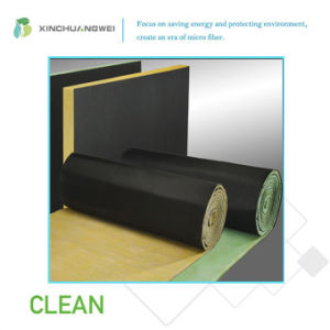 Thermal Insulation Material Fiber Glass Wool Blanket with Wpsk Facing pictures & photos
