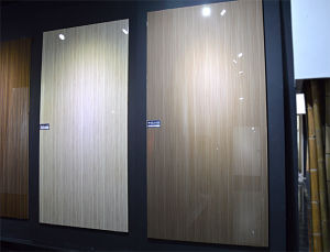 Zh Glossy UV Paint Melamine MDF Boards for Kitchen and Home Furniture (zh3950) pictures & photos