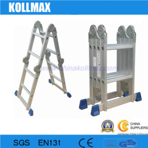 Multi-Purpose Ladder 4X2 (strong hinge version) pictures & photos