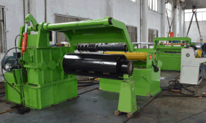 22kw Recoiler 9PCS Slitting Blade Cr12 Cut-to-Length Line Slitting Machine pictures & photos