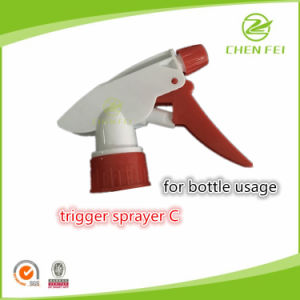 Professional Supplier 28/400 Screw Trigger Sprayer Pump for Cleaning pictures & photos