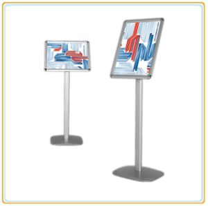 Floor Stand Sign Holder for A3/A4 Display pictures & photos