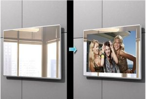 42inch Mirror Washroom LCD Advertising Display pictures & photos