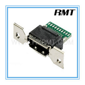 HDMI Female a Type Connector (RMT-160325-015) pictures & photos
