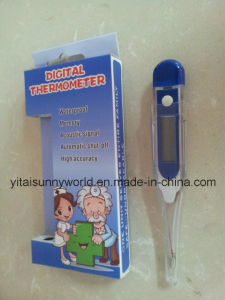 Sensitive Digital Thermometer Without Flexible Tip (SW-DT05) pictures & photos