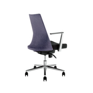 Plastic Swivel Executive Staff Visitor Office Mesh Fabric Chair (FS-8826M-3) pictures & photos