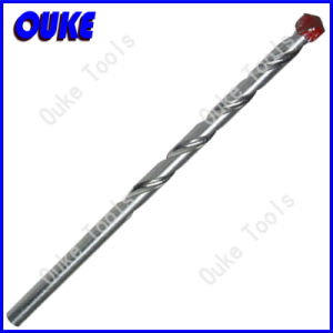 Rolled Zinc Plated Carbide Masonry Drill Bits pictures & photos