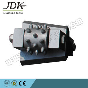 Good Quality Frankfurt Type Diamond Bush Hammer for Stone Grinding pictures & photos