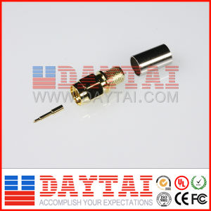 SMA Connector for Rg58 Coaxial Cable pictures & photos