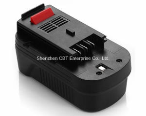Power Tool Battery for Black & Decker 18 Volt Bd18psk Bdgl1800 pictures & photos