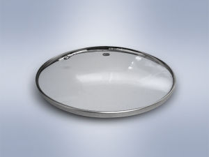 Normal C-Type Glass Lid for Cooking Pot pictures & photos