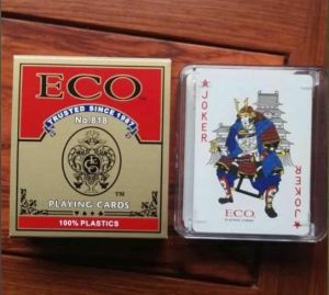 Trusted Since 1987 Eco Playing Cards pictures & photos