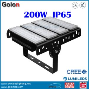 LED Flood Light 200W Replace 1000W Mhl Meanwell Driver IP65 CE 100W 150W 300W 400W Floodlight pictures & photos