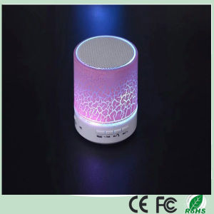 High Power Active LED Speakers Bluetooth (BS-07) pictures & photos