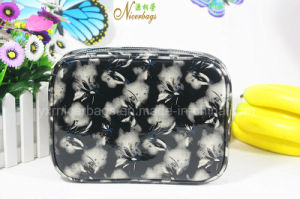Wholesale OEM Promotional Custom Handing PVC Make up Cosmetic Bags pictures & photos