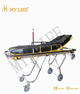 Full Automatical Stretcher Witn Varied Position Ambulance Stretcher (TD010131-H)