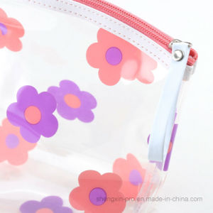 PVC Cosmetic Bag with Logo Printing for Promotion pictures & photos