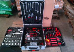 251PCS Professional Trolley Alumium Case Tool Set (FY251A) pictures & photos