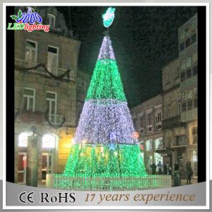 China Superior Shopping Mall LED Tree Outdoor Christmas Decoration  - Outdoor Christmas Tree Made Of Lights