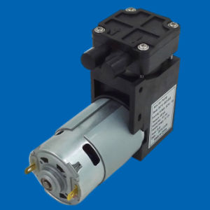 12L/M Electric Brush Motor Diaphragm Vacuum 12V DC Piston Pump