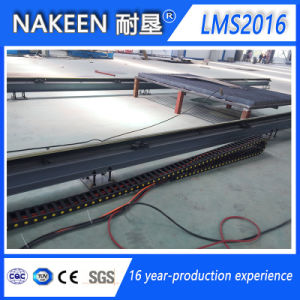 Gantry CNC Plasma/Oxygas Cutting Machine Lms2016-4014 pictures & photos