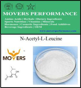 Factory Supply Amino Acid L-Leucine 100 Mesh pictures & photos