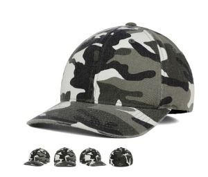 2016 Camo Hat No Embroidered Baseball Cap Fashion Headwear pictures & photos