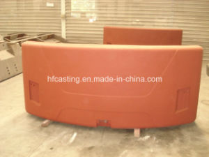 Sand Casting, Casting Part, Counter Weight for Ductile Iron pictures & photos