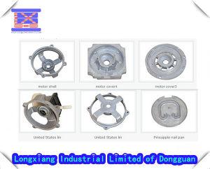 Professional Aluminum Parts and Zinc Components Die Casting pictures & photos
