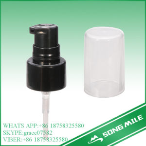 24/410 Black Smooth Surface Cream Pump pictures & photos