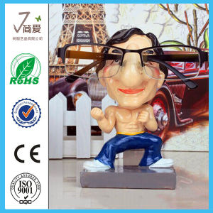 Polyresin Glasses/Cap/Jewelry Display Holder for Home Decoration pictures & photos