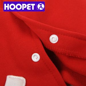 Red Sports T-Shirt for Cat, Punk Dog Clothes pictures & photos
