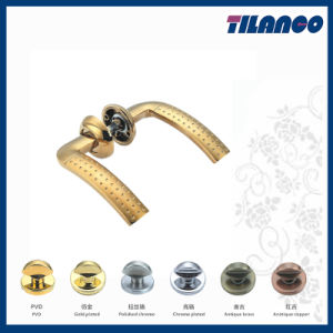 Round Quality Zinc Alloy Handle for Household Furniture