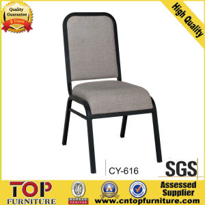 Aluminium Hotel Banquet Chair Cy-616 pictures & photos
