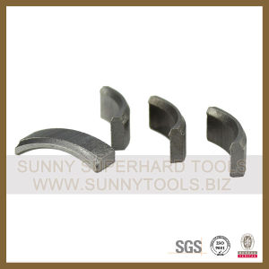 Diamond Segments for Core Drill Bits pictures & photos