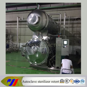 Automatic Hot Water Spray Sterilizer Retort pictures & photos