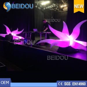 Factory Wholesale Wedding Decoration Giant Balloon Inflatable Flower Decorations pictures & photos