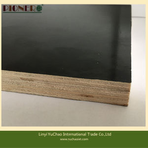 18mm Combi Core Melamine Glue Brown Film Faced Plywood pictures & photos